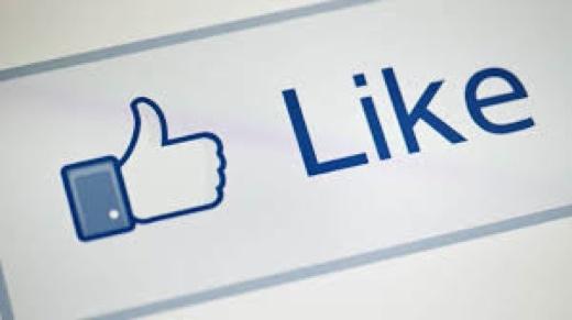 臉書Facebook同情按鈕