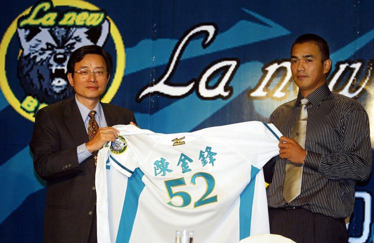 2005-落葉歸根 返台加盟熊隊繼續逐夢