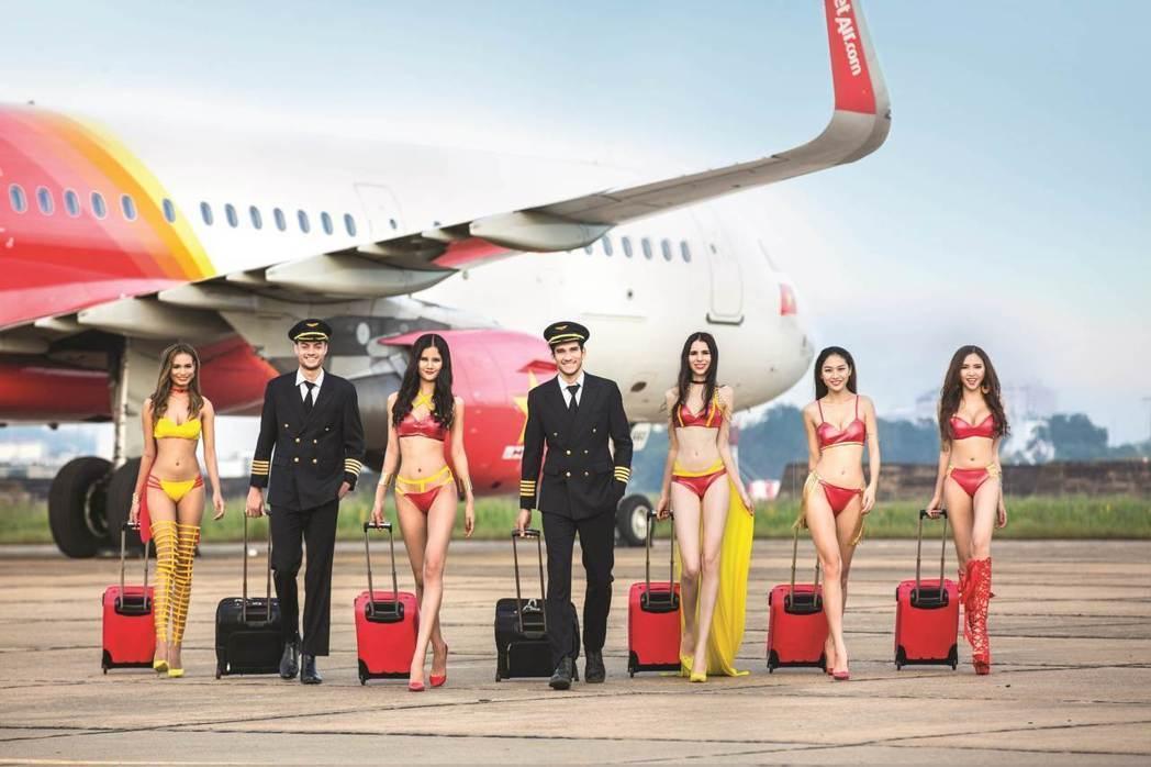 越捷航空vietjetair | 花蓮直飛曼谷來了!暑假7/2首航起飛至8/19共計12班次