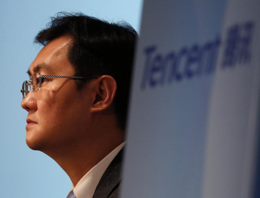 騰訊靠新吃雞手遊 股價飆破5,285億美元超越臉書!