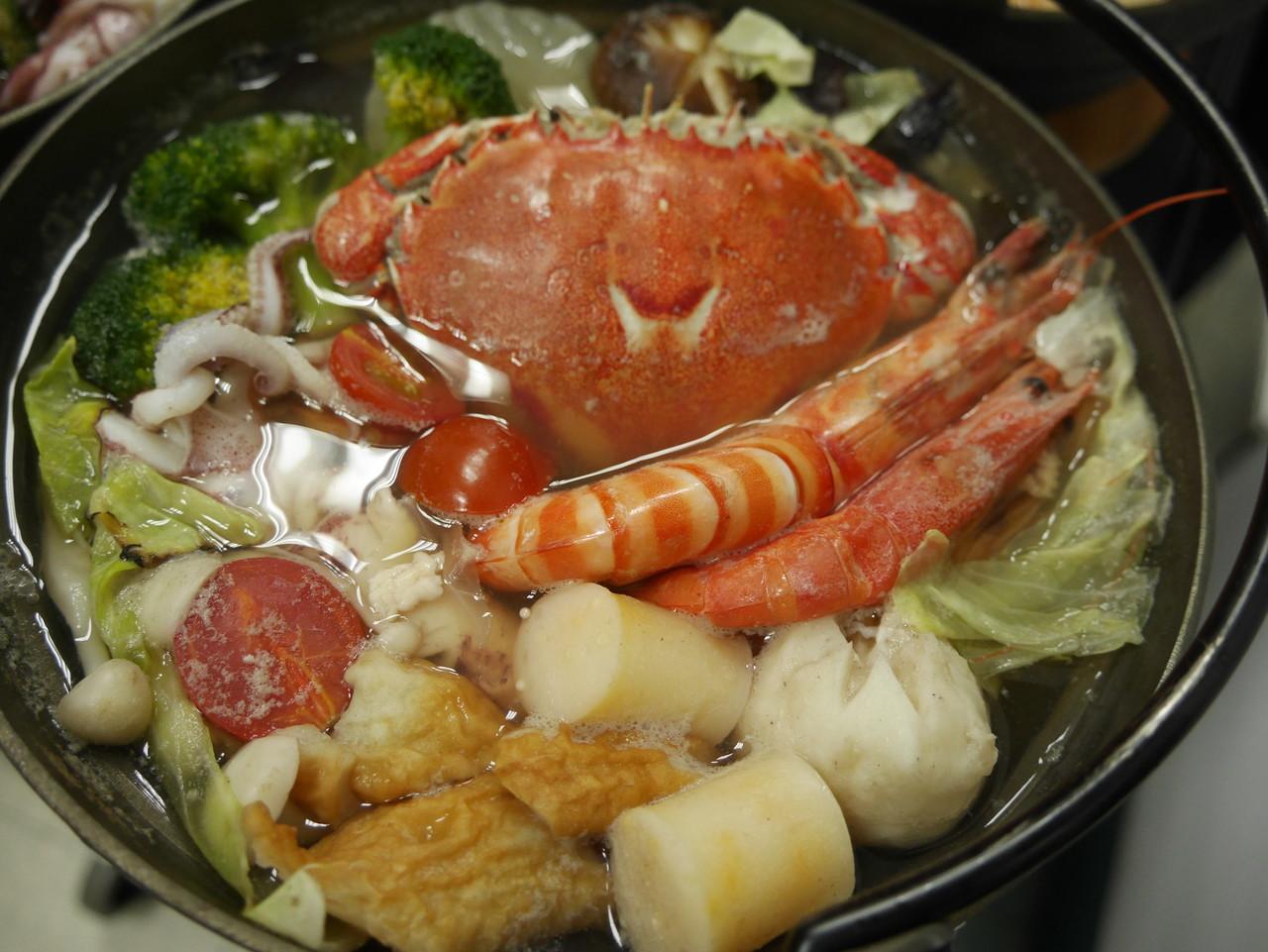 去年搶翻天的基隆黃金漁夫鍋又來了 周末有千鍋宴
