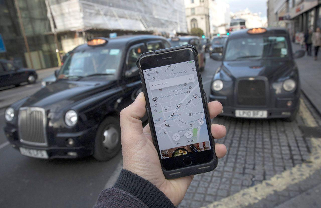 Uber董事會和解 為軟銀100億美元投資案鋪路