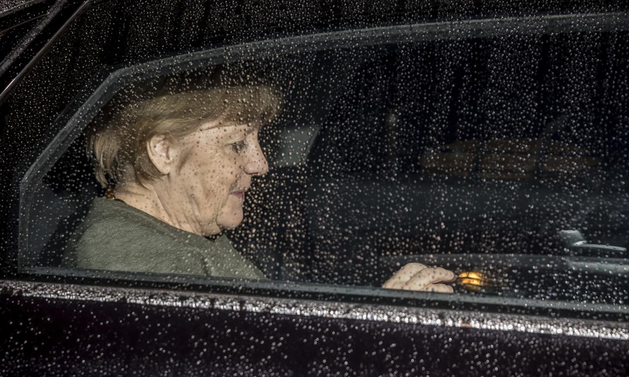 德國籌組執政聯盟談判破裂 歐元跌勢擴大
