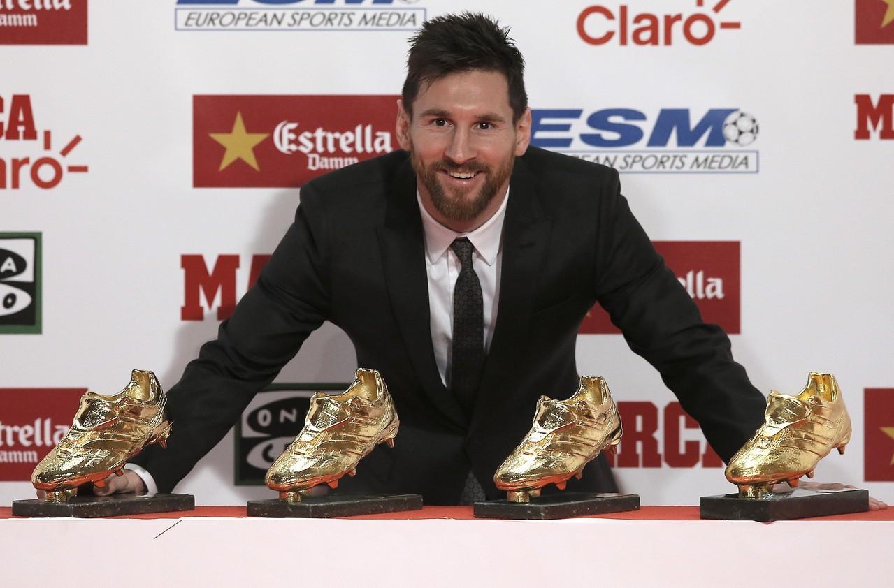 足球/避免內馬爾事件重演 巴薩7億歐元違約金綁梅西
