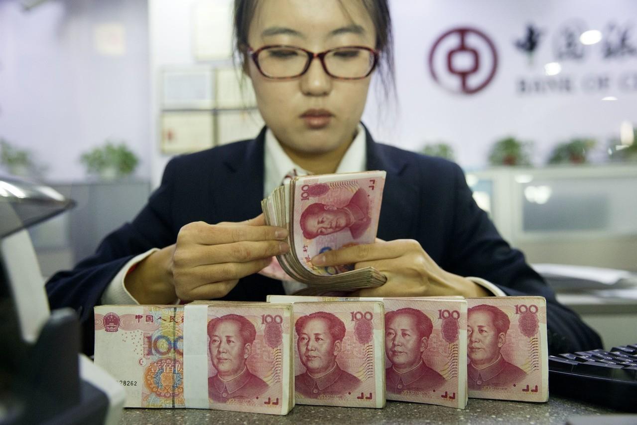 人民幣連六貶 新台幣升不破30