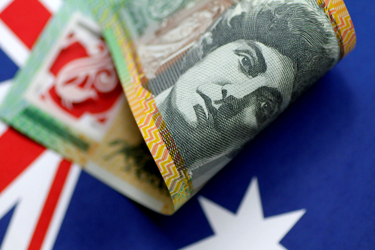 澳洲第3季GDP成長比預期少 澳幣大貶