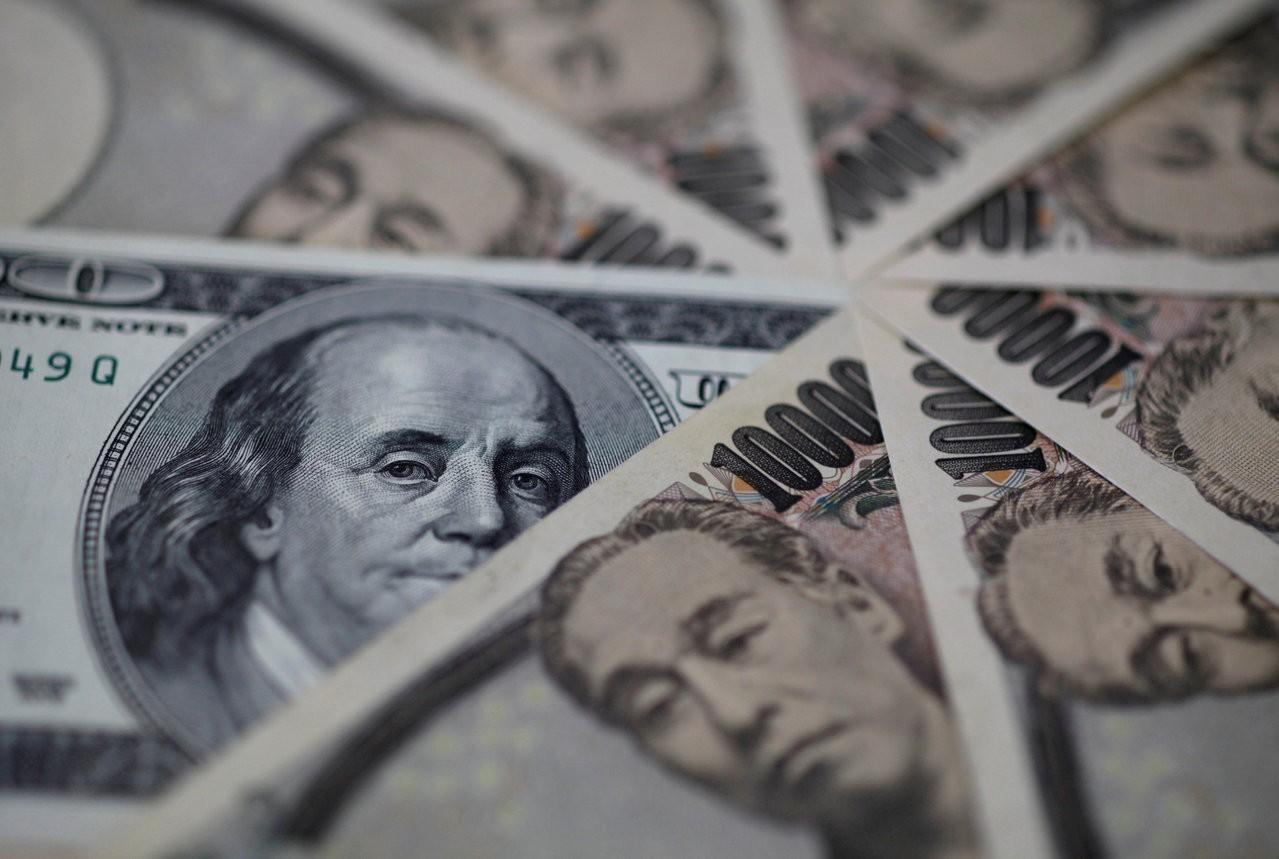 日圓收黑 後續恐再貶至120元兌1美元
