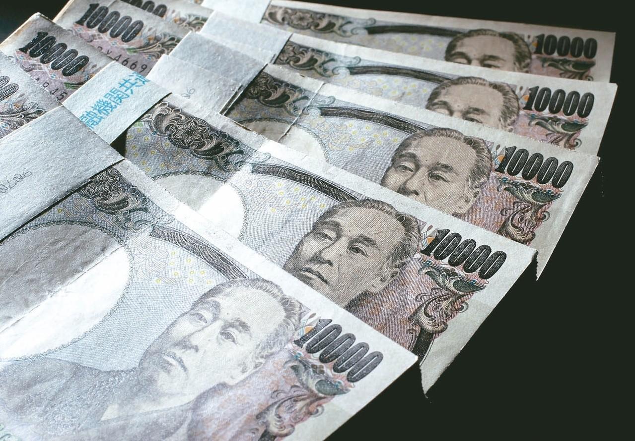 日圓貶破109 台幣先升後貶