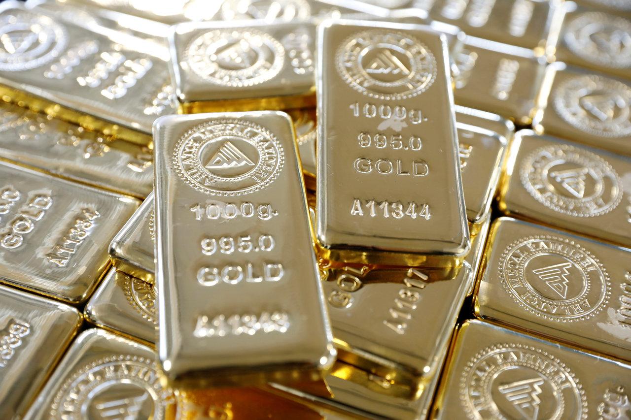 50萬元以下現金買黃金條塊 又不用登記了