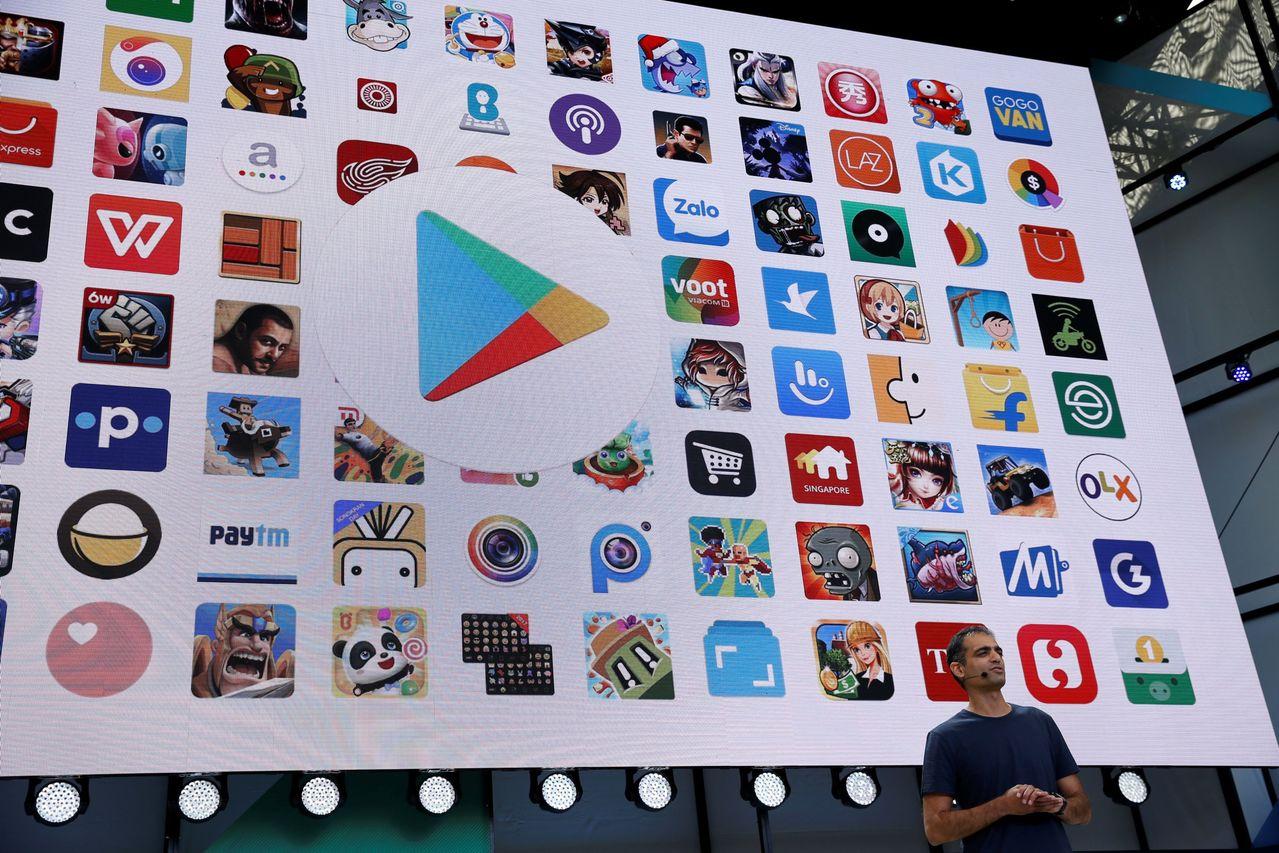 中國去年爆買App近350億美元 Google只能乾瞪眼
