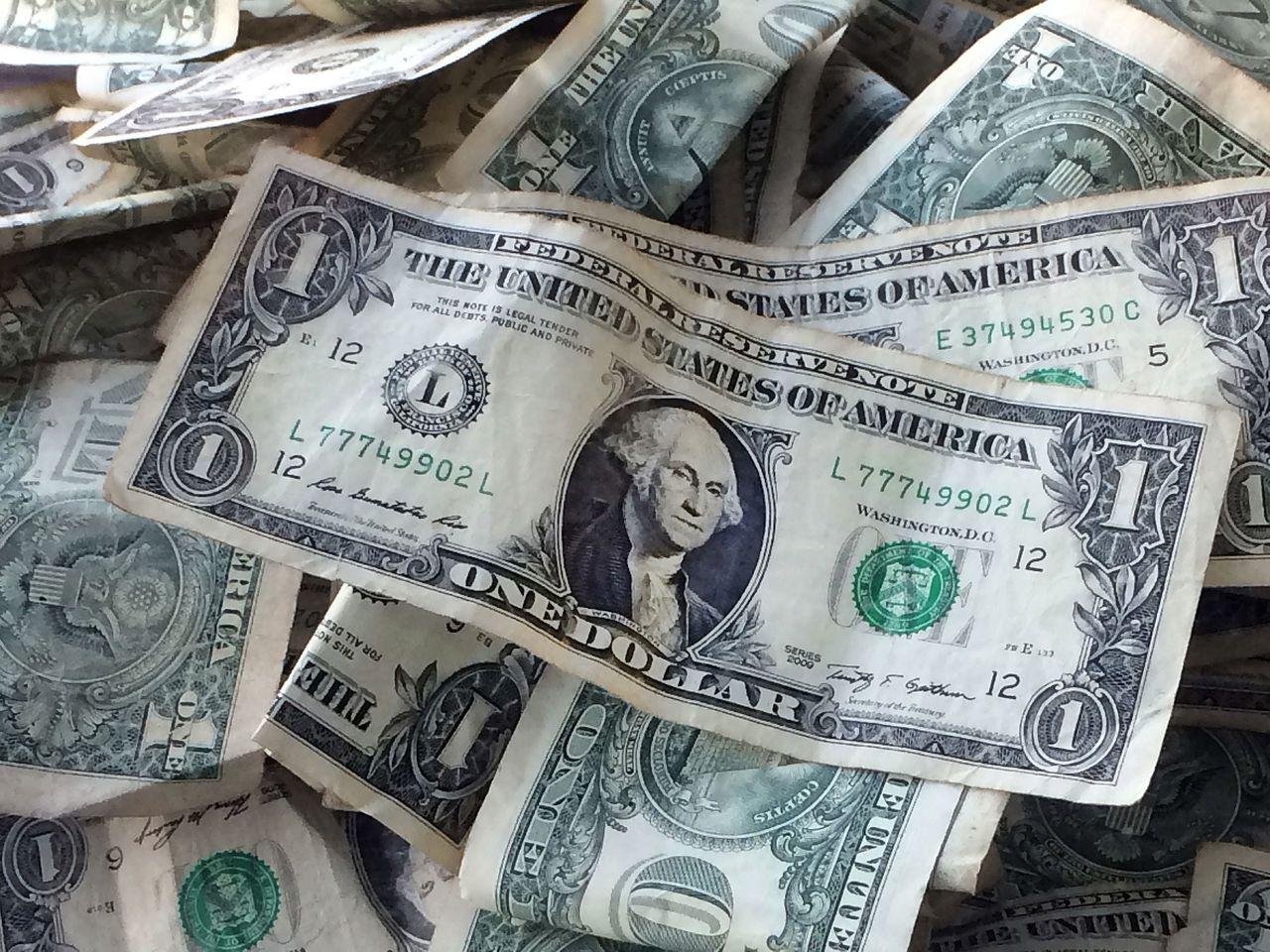 美元回跌 美政府真有可能關門