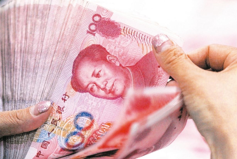 瑞銀上調中國GDP 人民幣由6.5上看至6.2