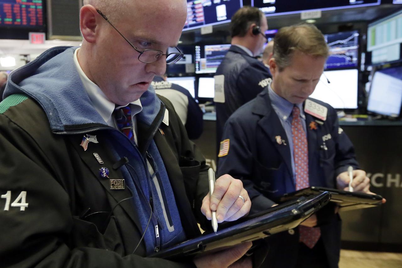 美股暴跌 市值蒸發逾1兆美元