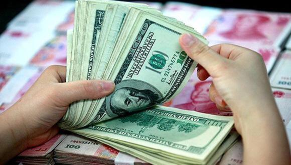 在岸人民幣兌美元暴跌752點 創匯改以來最大跌幅