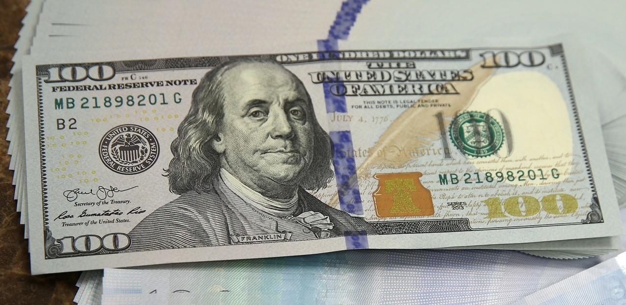 美元走貶 油價反彈 金價回升