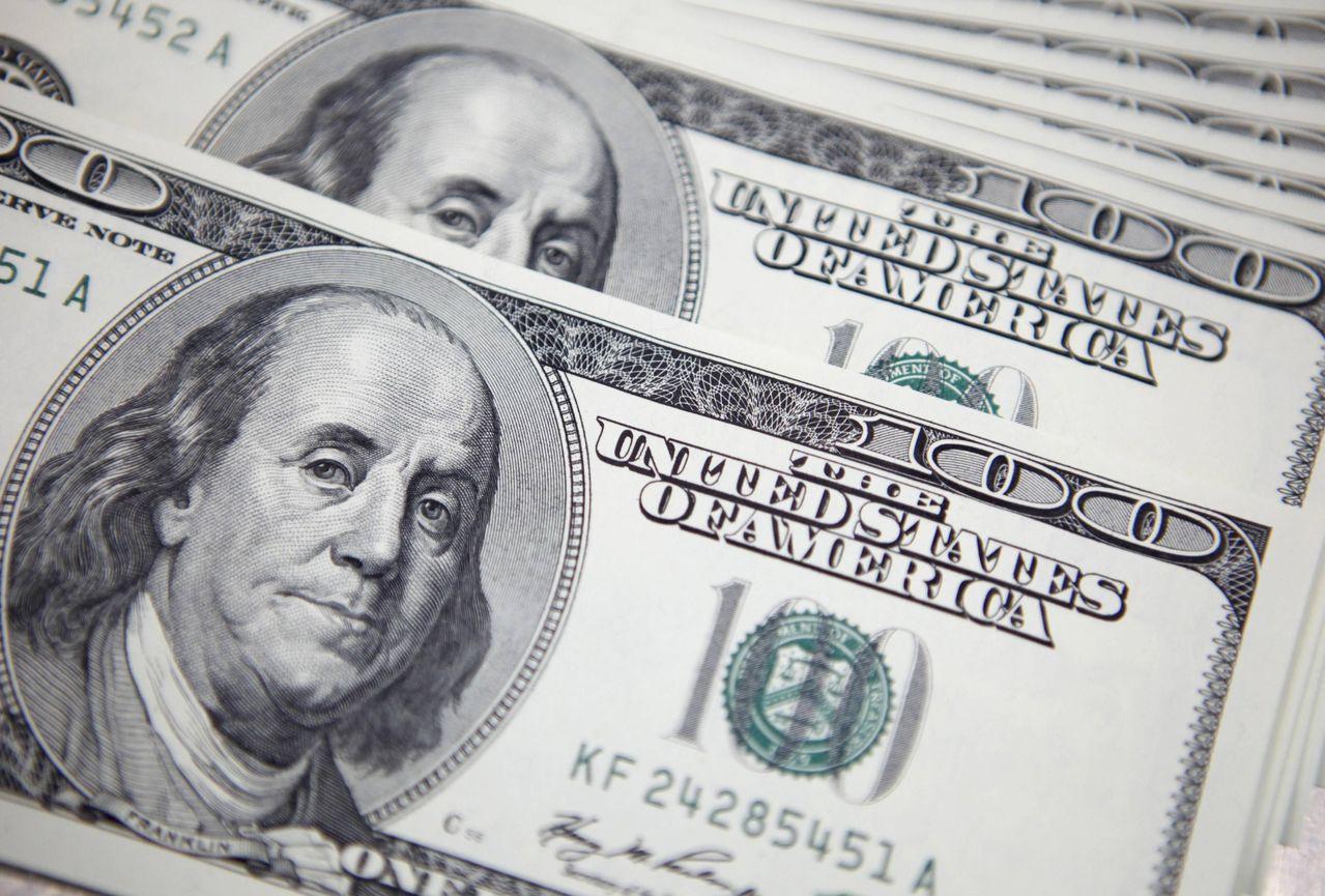 美元自三年來谷底繼續走強 反映殖利率上揚和逢低買盤
