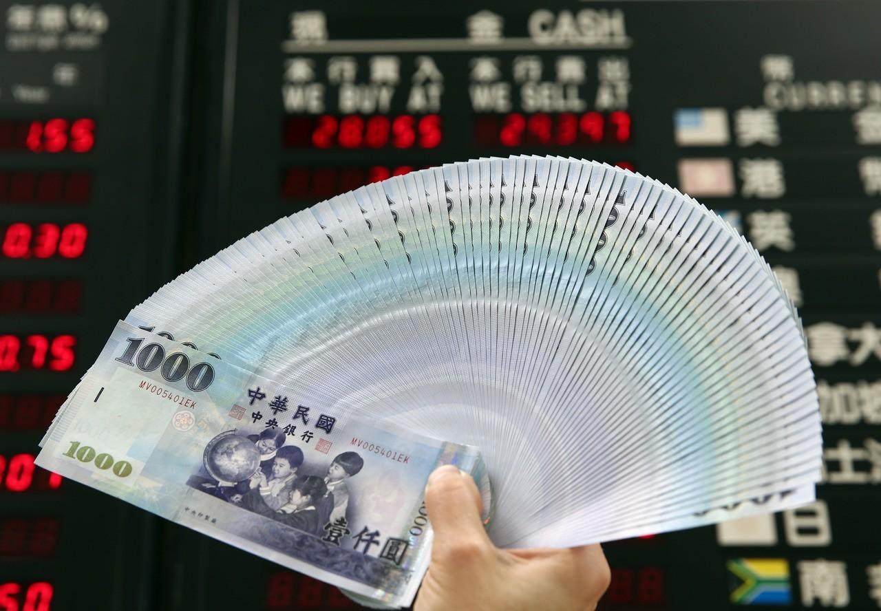 日圓升抵105.39 新台幣早盤小升3分