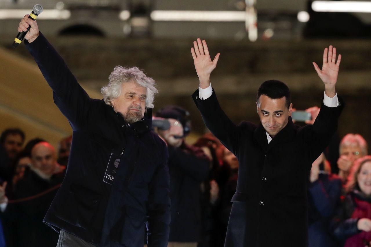 義大利無陣營過半國會恐難產 歐元吐回升幅