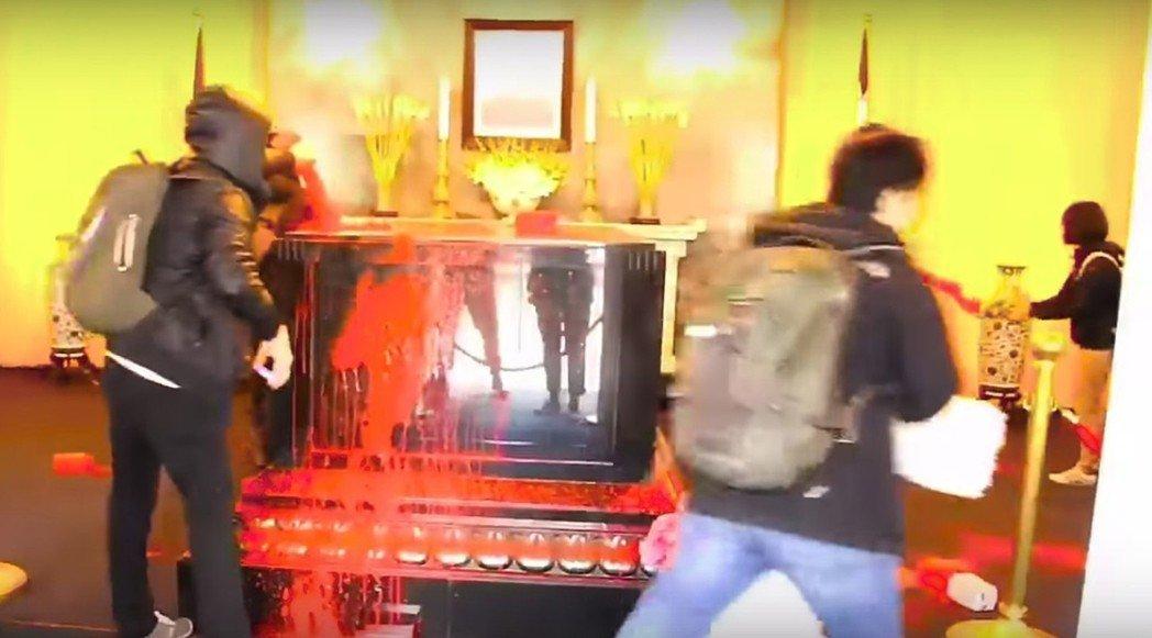 慈湖潑漆/黃安:不要蔣介石屍體 麻煩故宮國寶黃金打包回大陸