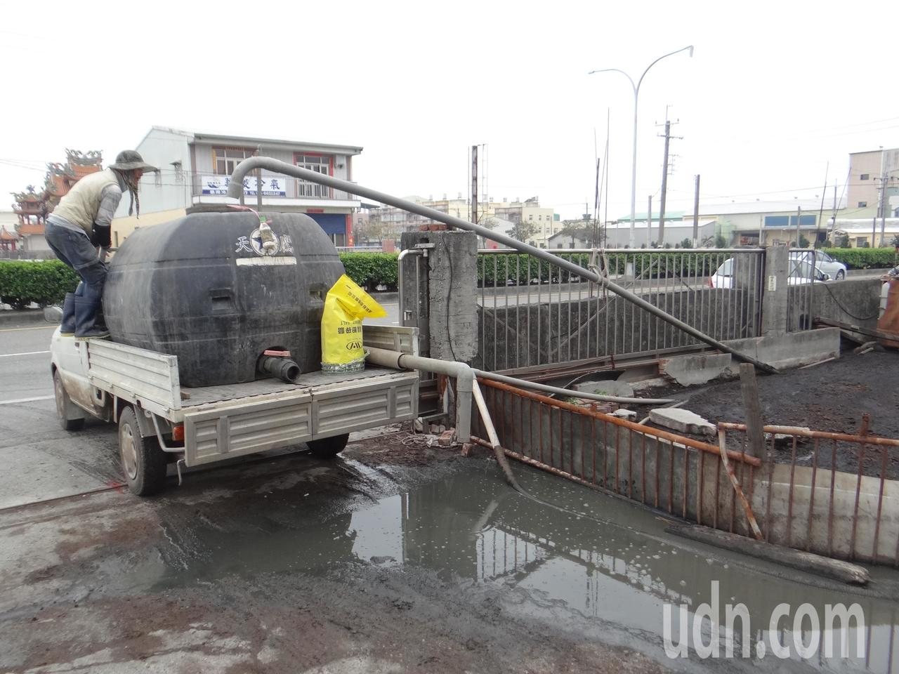 雲林豬糞水變黃金試驗成功 肥水灌溉省時省力又省錢