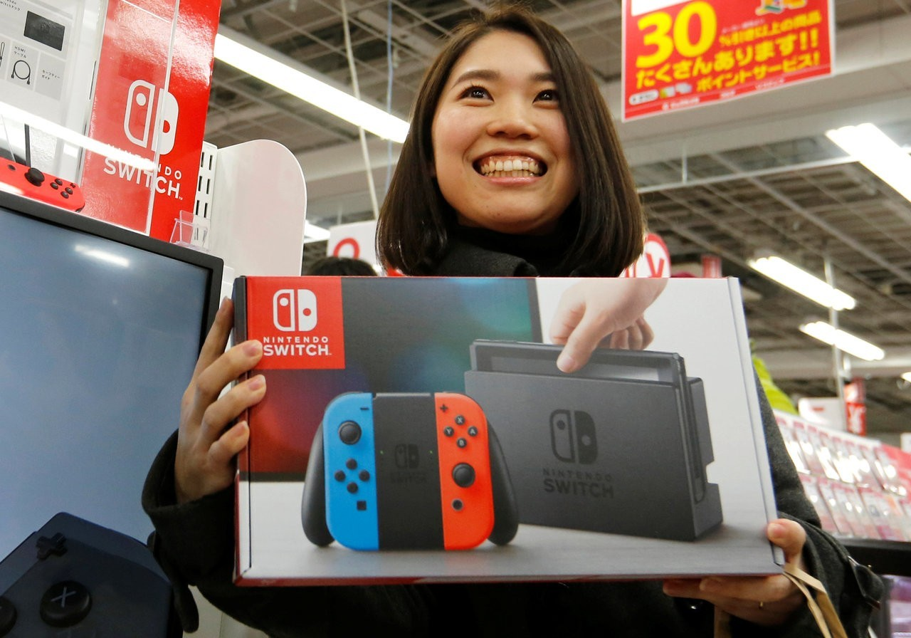 市場規模破千億美元! 從Switch爆賣看電玩對娛樂業的拉抬效應