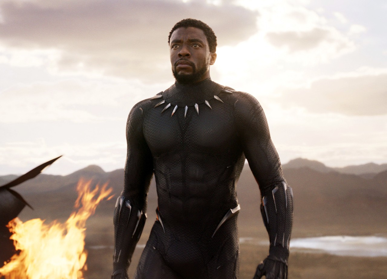 英雄電影《黑豹》票房破10億美元 蜜雪兒歐巴馬喊讚