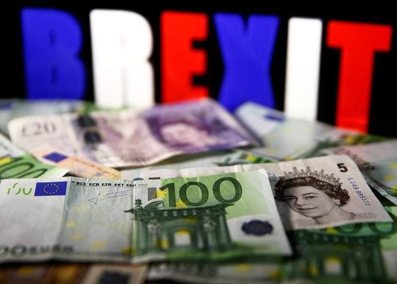 英鎊勁升1%!歐盟、英國達過渡協議 2020年底結束