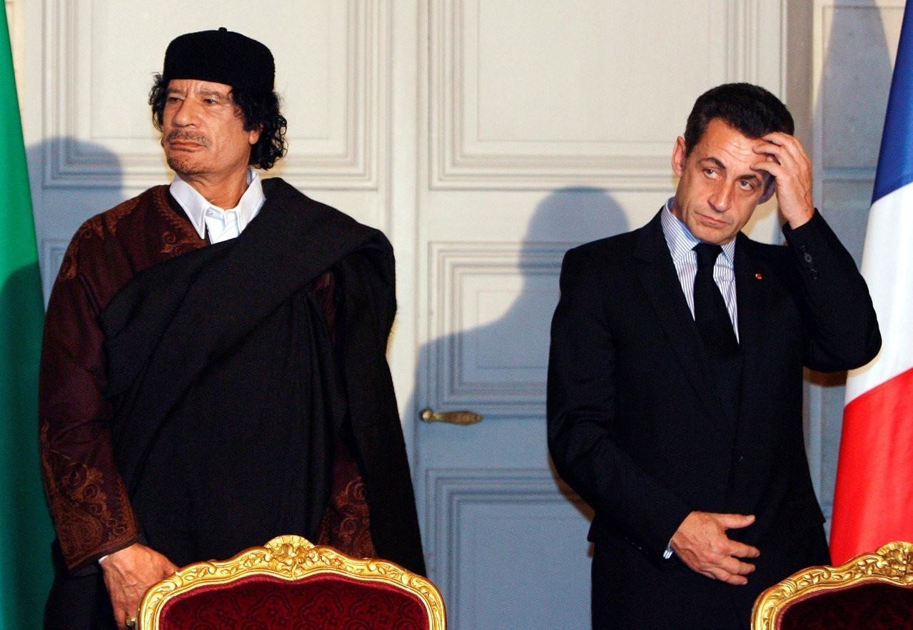 爆收格達費500萬歐元競選 法國前總統沙克吉遭約談