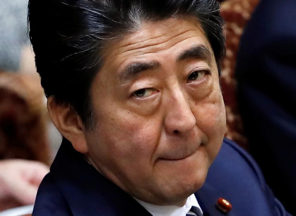 日眾院財產申報 安倍擁逾億日圓