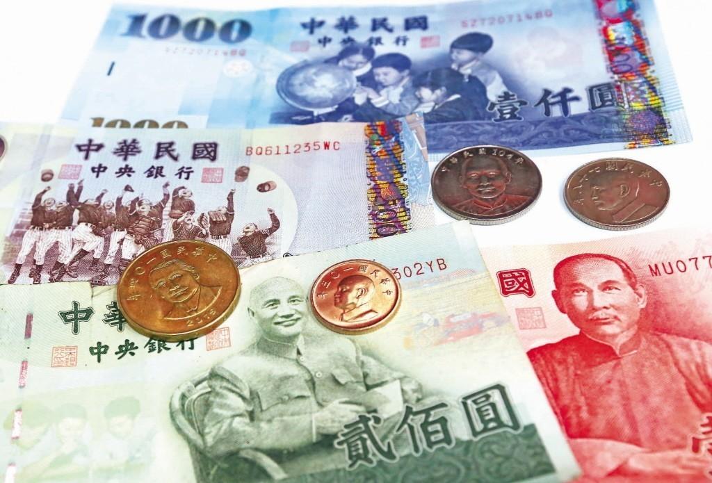 美元指數重登90 新台幣貶近29.50大關