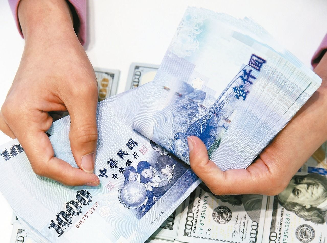股匯雙殺 新台幣創今年新低午盤貶7.7分