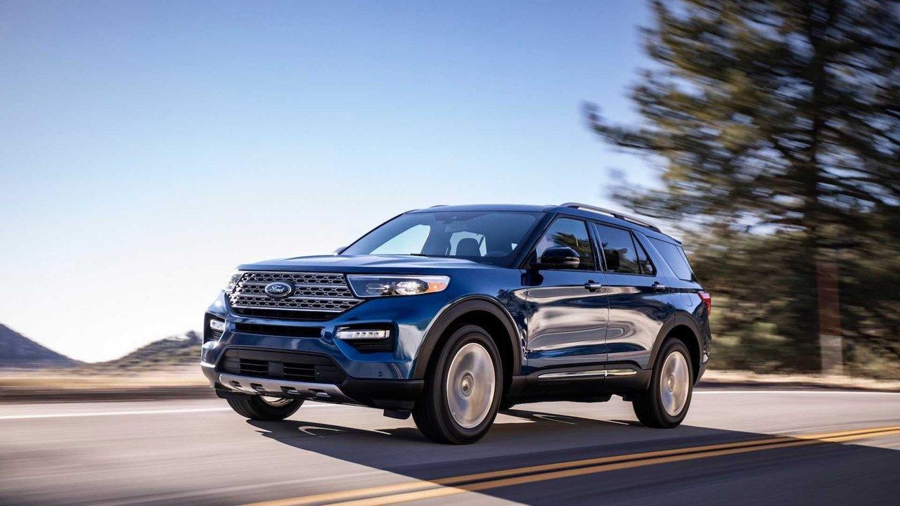 第六代ford Explorer正式發表國內今年將進口導入 車壇新訊