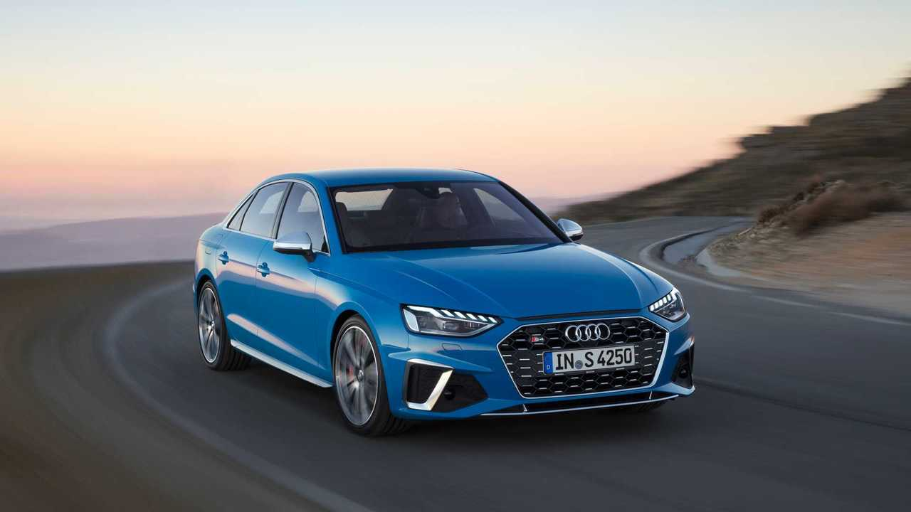 2020 Audi A4重磅小改款輕油電系統柴油s4全數登場 車壇新訊