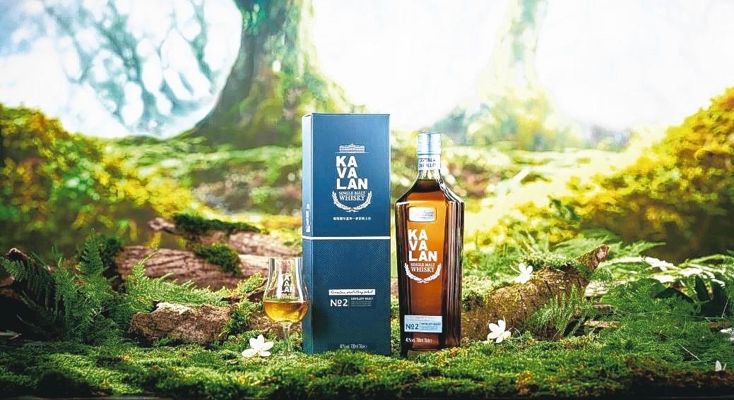 烈酒研究所團隊 精湛選桶調配新作 噶瑪蘭珍選系列No. 2 療癒森林系香氛來襲!