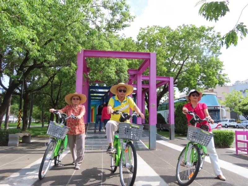 新營自行車道完工!鐵馬輕旅-騎進「當地美食地圖」 | 愛玩橘 | 橘世代
