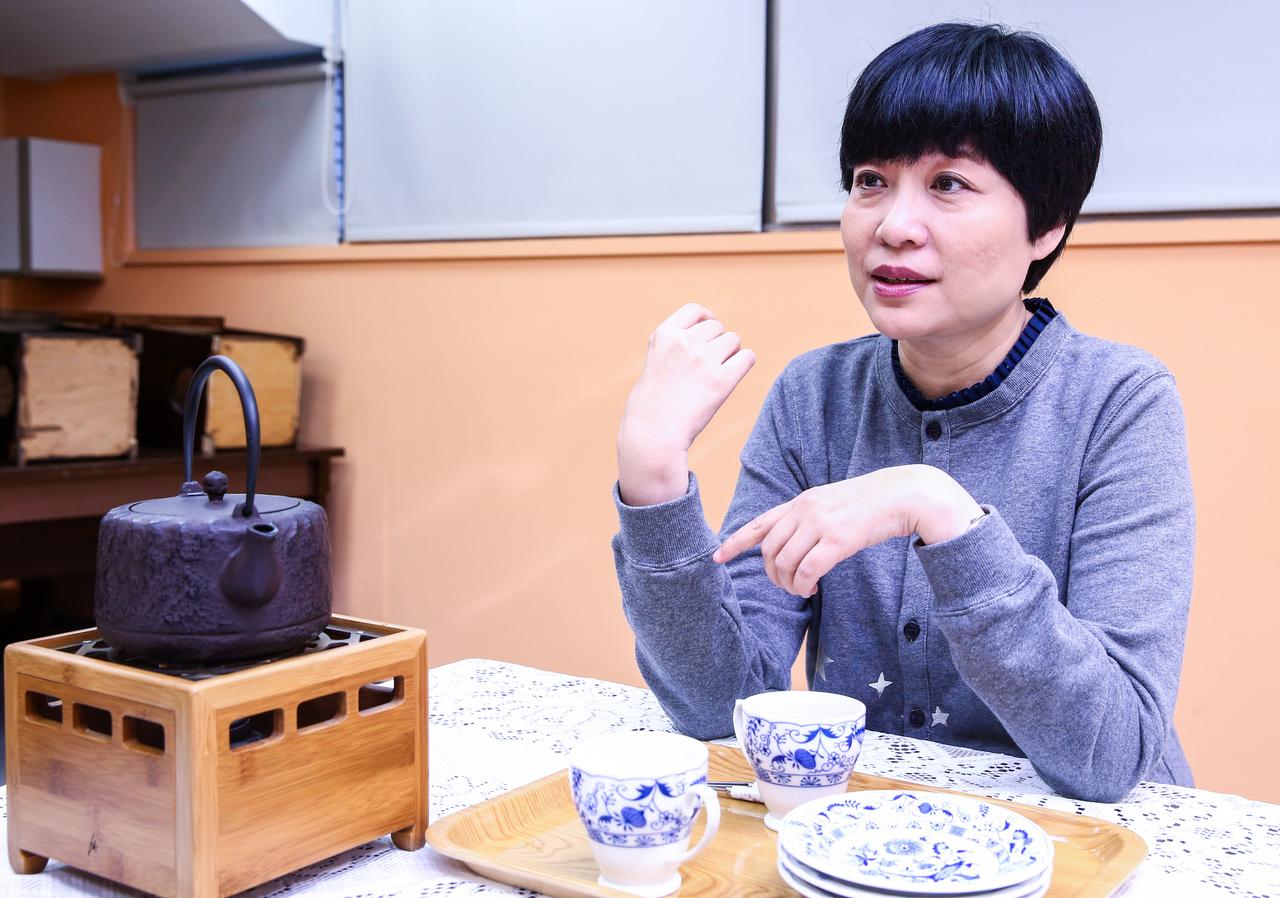 張曼娟「做自己」不再為別人的期待而偽裝 | 橘世代