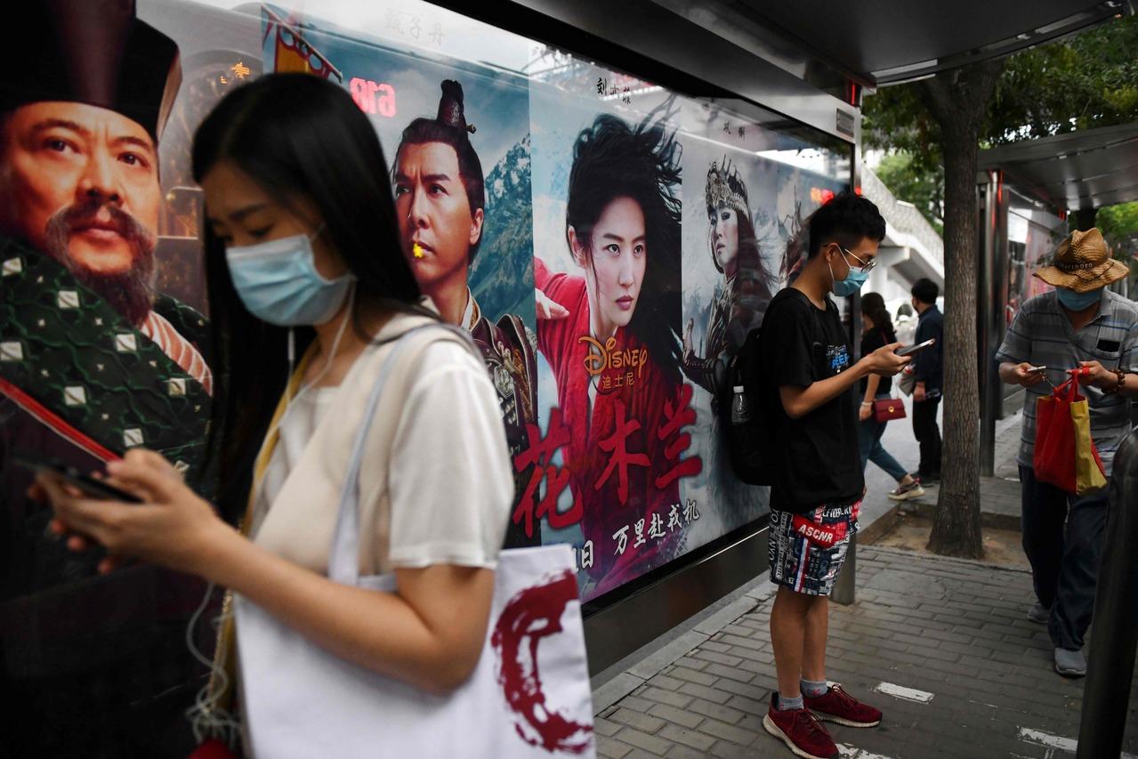 [新聞] 真人版「花木蘭」 中國觀眾為何不喜歡?