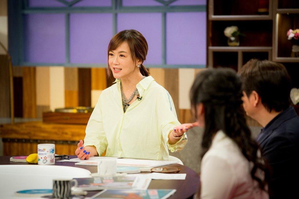 54歲高怡平:結婚後,才是真正該把自己弄好的開始 | 橘世代