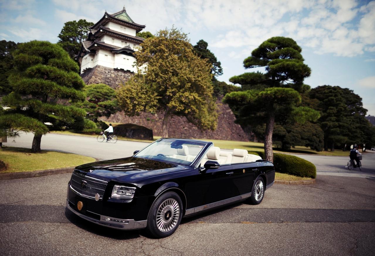 北海道 知事 公用 車
