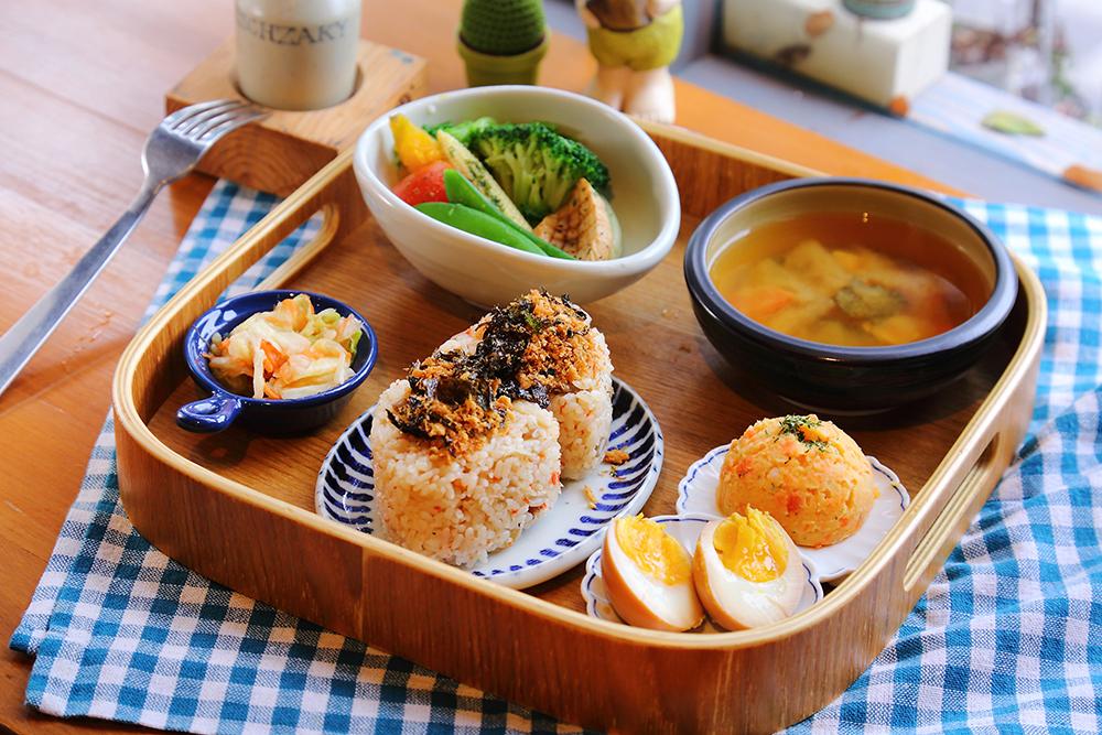 今天吃蔬食-「美感蔬食上菜囉」,健康又顧目睭 | 橘世代