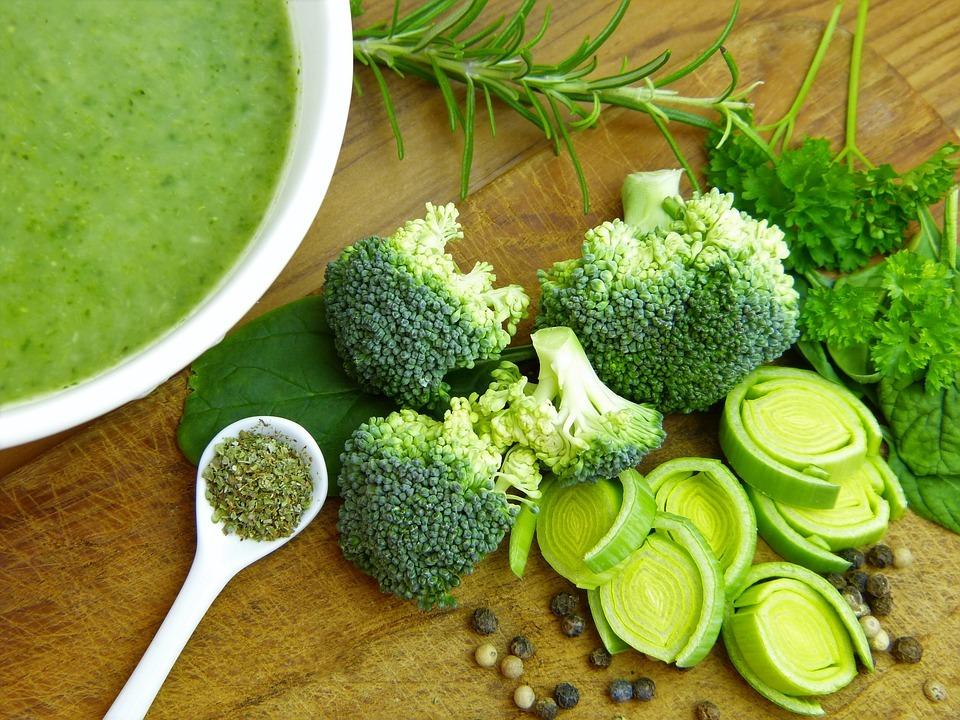 低熱量高飽足感,減肥好夥伴的超級食物「青花菜」! | 橘世代