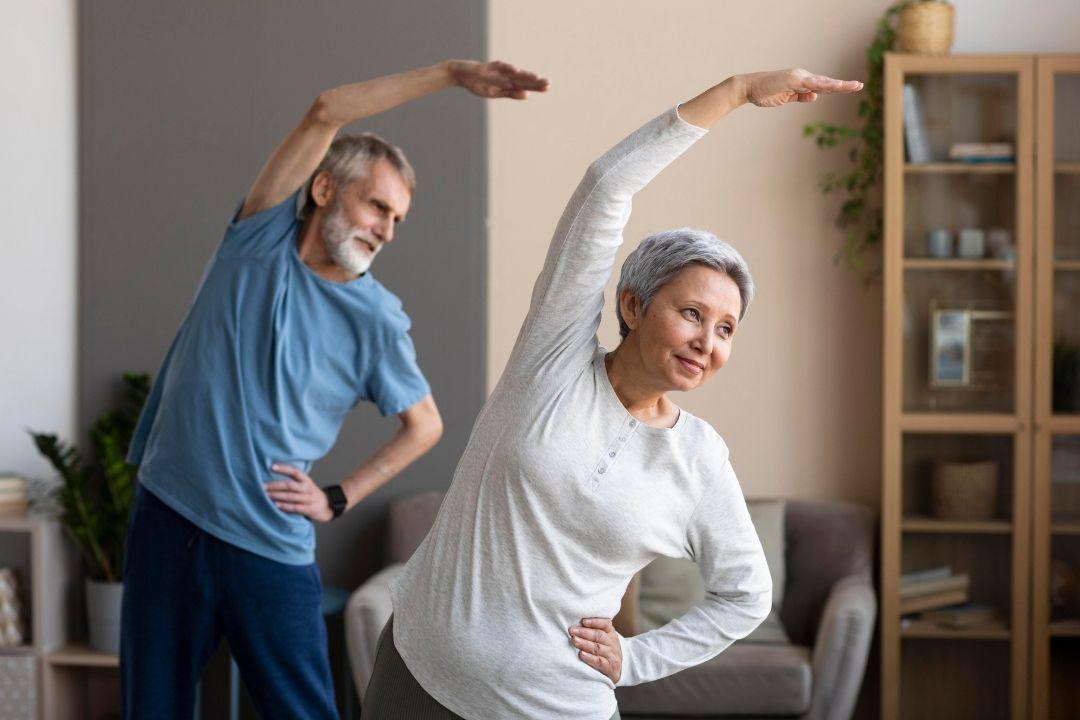 年紀多1歲肌肉少1%!拒絕老後臥床不二法則在「健身」 | 橘世代