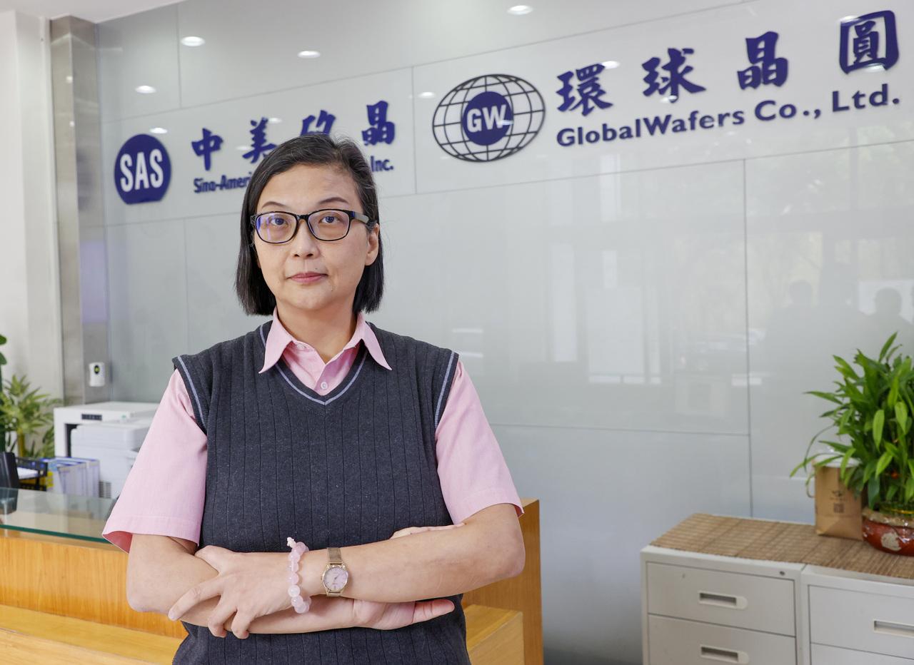[新聞] 矽晶圓女王徐秀蘭 征服投資圈