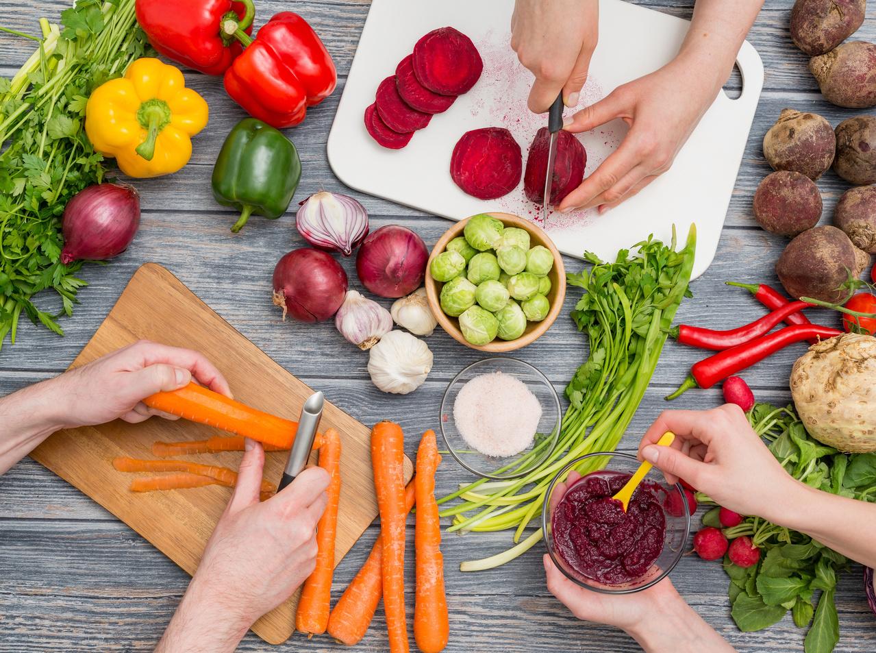 吃素易缺6營養  蛋奶素較健康 | 橘世代