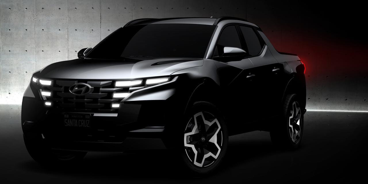 Hyundai Santa Cruz mới sẽ chính thức được công bố