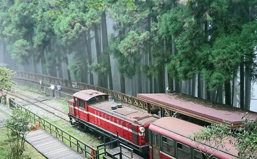 阿里山小火車本線、支線怎麼搭?必去站點有哪些?懶人包一次告訴你! | 橘