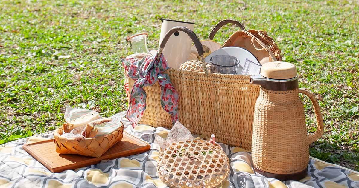 野餐趣!惜食、環保 享受春光也實踐減法綠色生活 | 橘世代