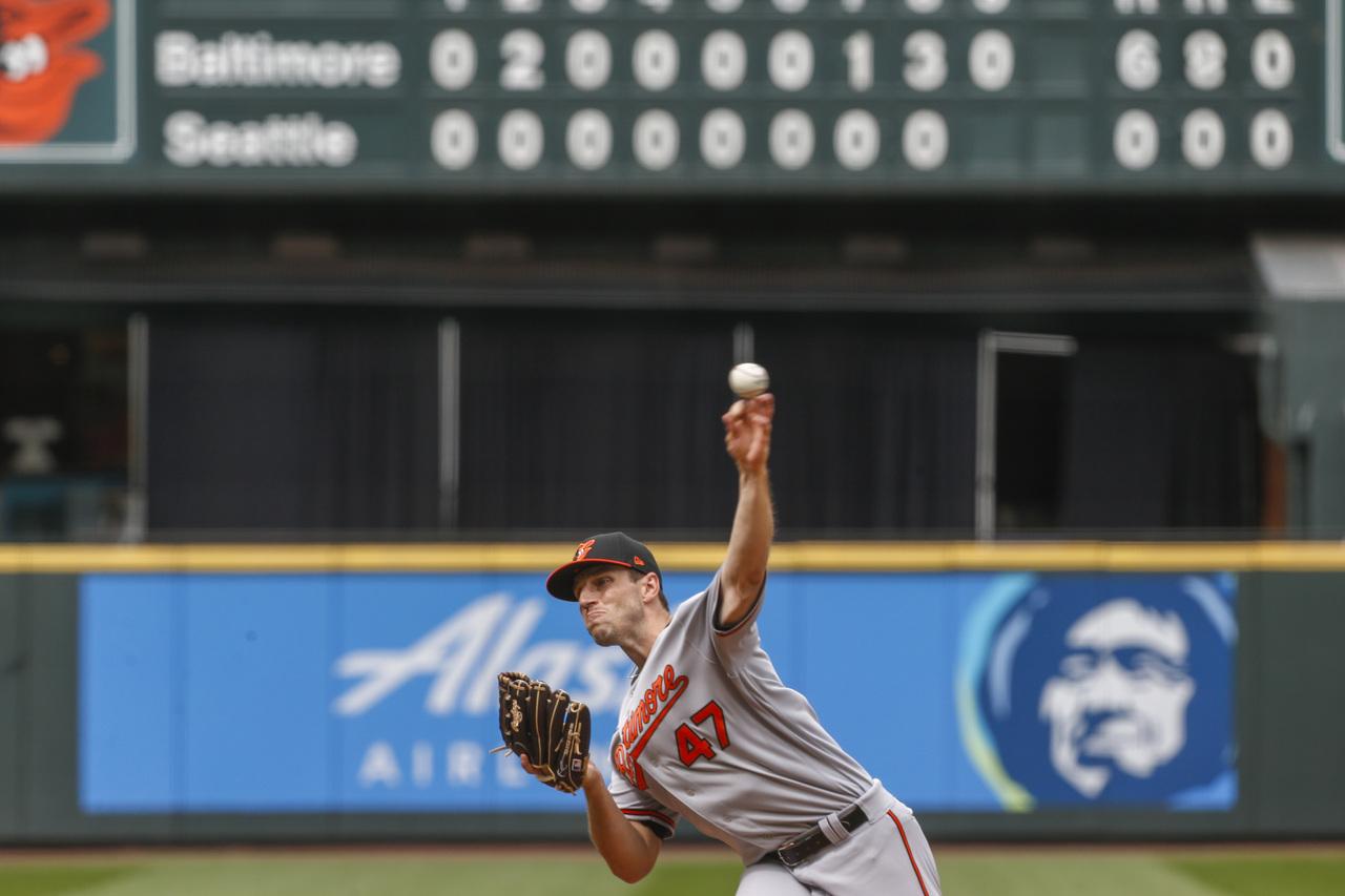 [新聞] MLB/「父親在天上看這場無安打」 明斯球員生涯好勵志