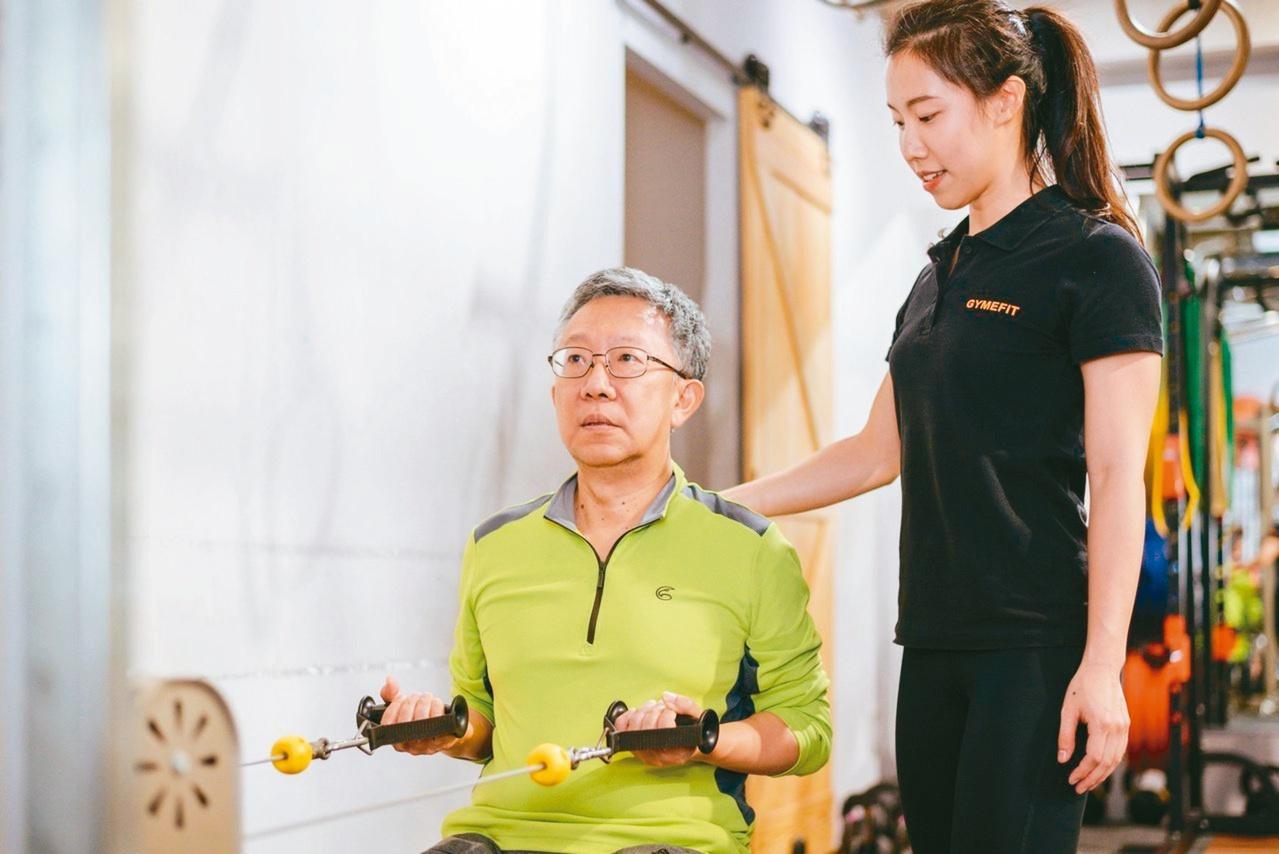 防疫不出門 線上健身攻略 帶爸媽在家運動   橘世代