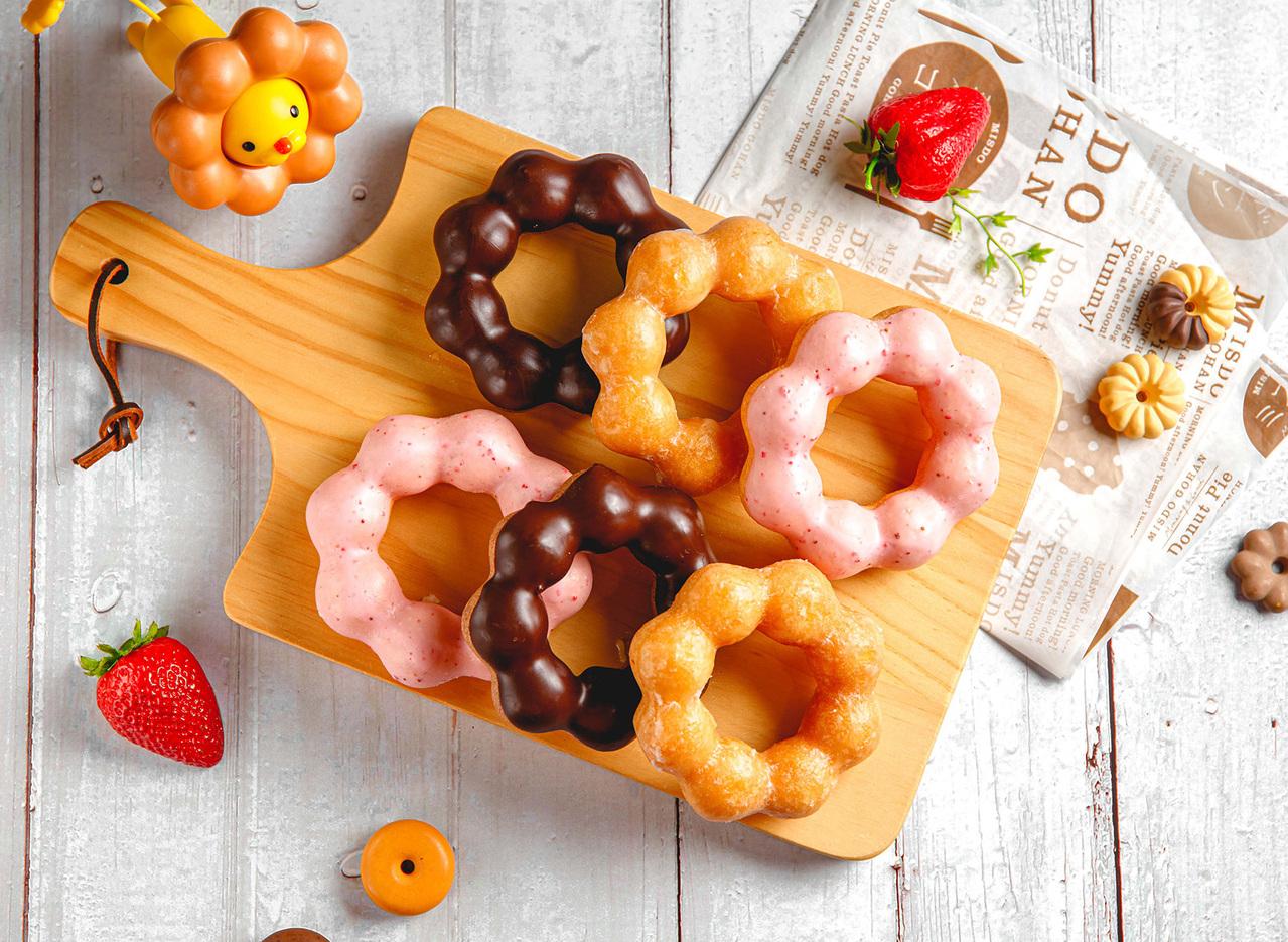 [新聞] 限時7天!Mister Donut甜甜圈「買10送10」